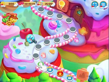 Candy Riddles Spiel