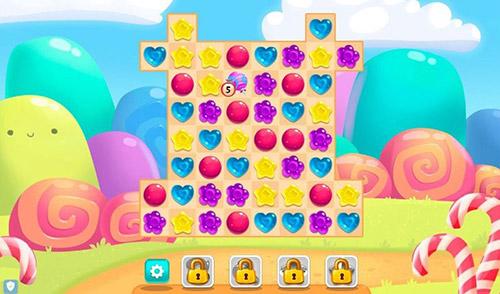 Candy Rain 6 spielen