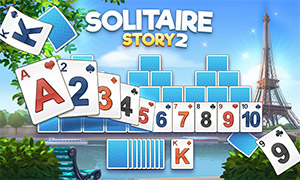 Solitaire Story – Tripeaks 2